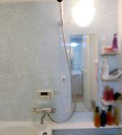 【シャワーヘッド】お風呂の水栓交換工事【市川市】
