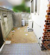【八千代市】浄化槽の撤去工事