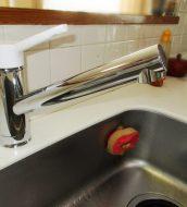 【市川市】キッチン水栓の交換工事
